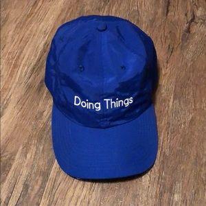 NWT Outdoor Voices ball cap